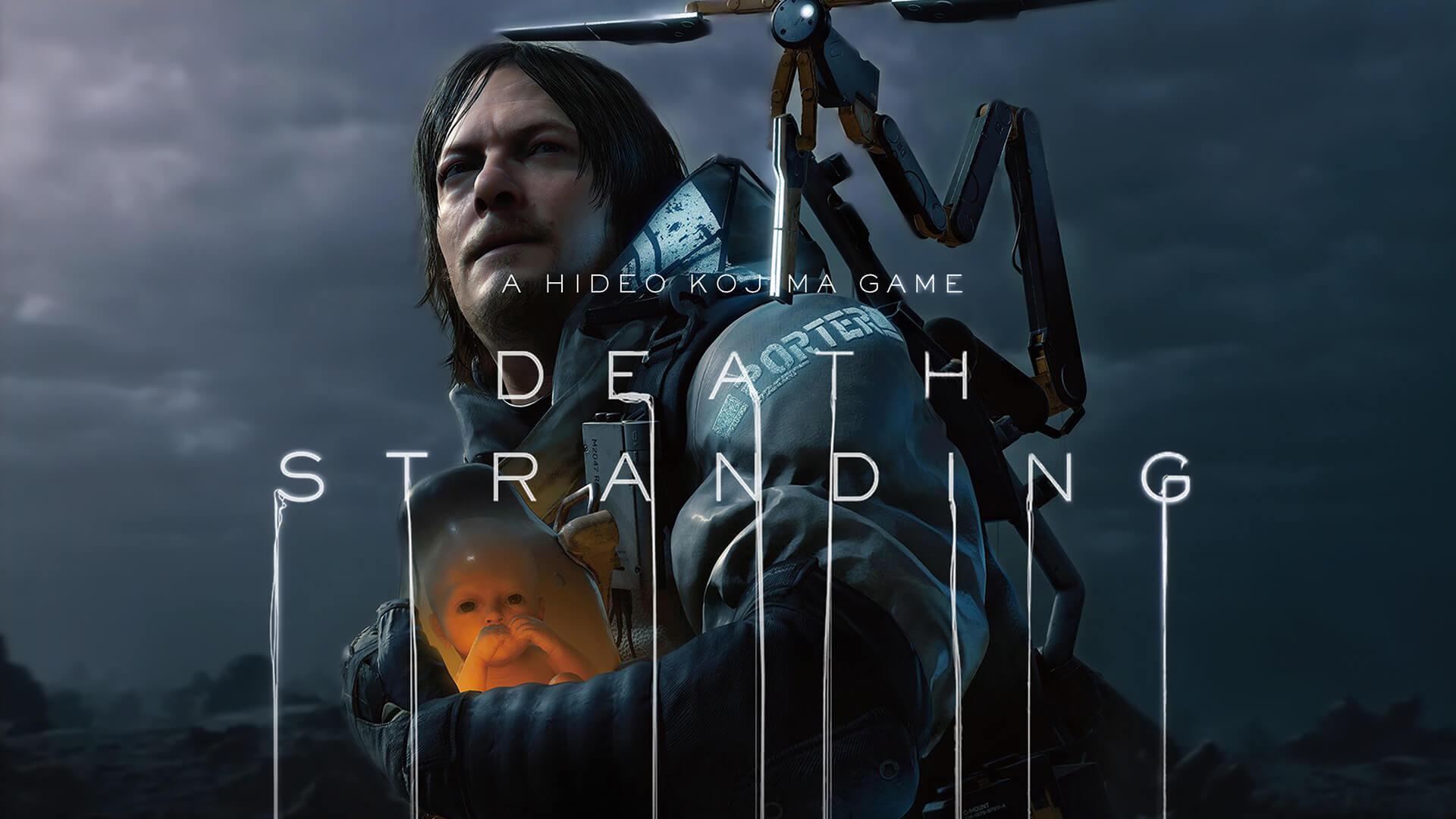 Foto de Death Stranding recebe terceiro teaser. Revelação acontecerá amanhã