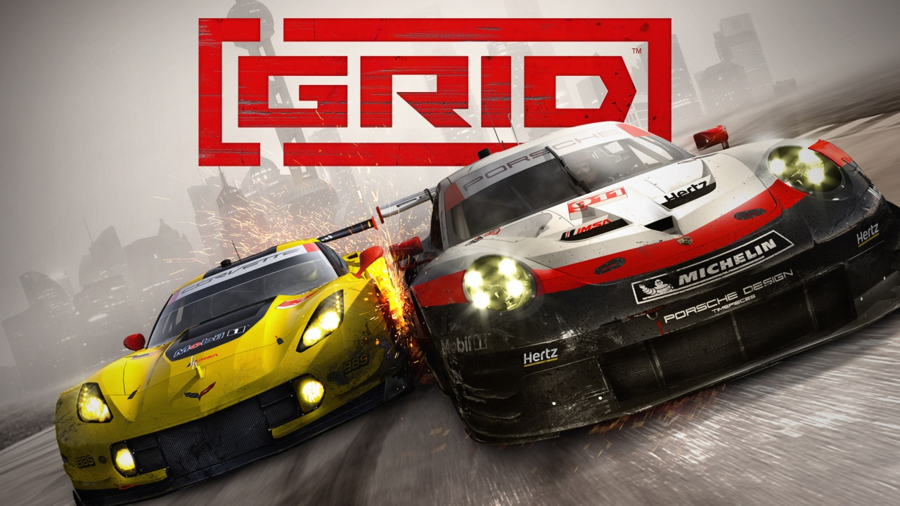 Foto de GRID recebeu novo trailer