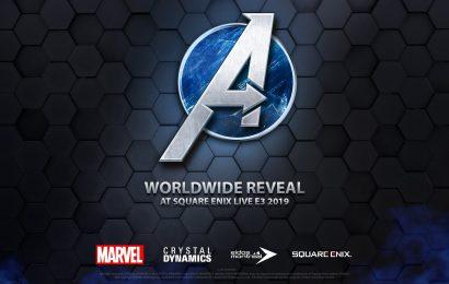 Marvel's Avengers da Square Enix será revelado nesta E3