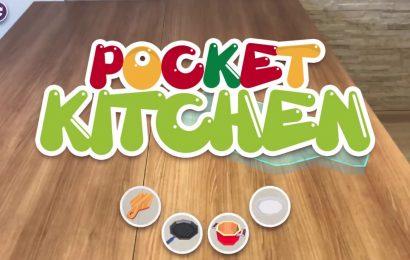 Análise: Cozinhe em Realidade Aumentada com Pocket Kitchen para iOS