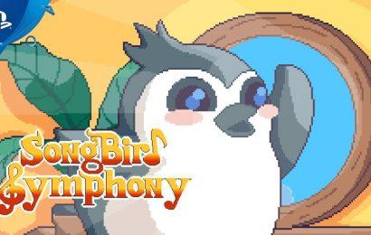 Songbird Symphony: um novo game 'Musical' que eu já quero jogar!
