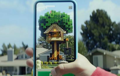 Microsoft anuncia novo Minecraft estilo Pokémon Go