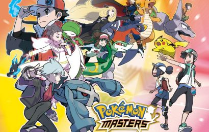 "Pokemon Masters recebe trailer ""Battle Like Never Before"""