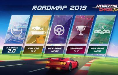 Horizon Chase Turbo ganhará conteúdo novo e gratuito até o fim do ano