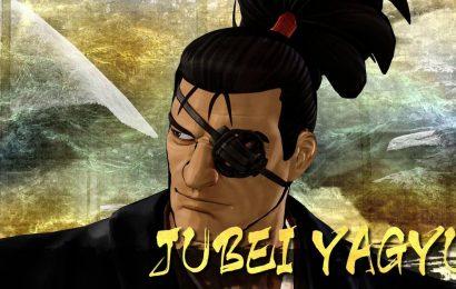 Samurai Shodown: Jubei Yagyu é revelado!