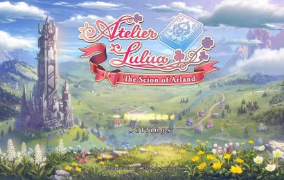Análise: Atelier Lulua ~the Scion of Arland~, Koei Tecmo, um misto de ideias e preguiça!