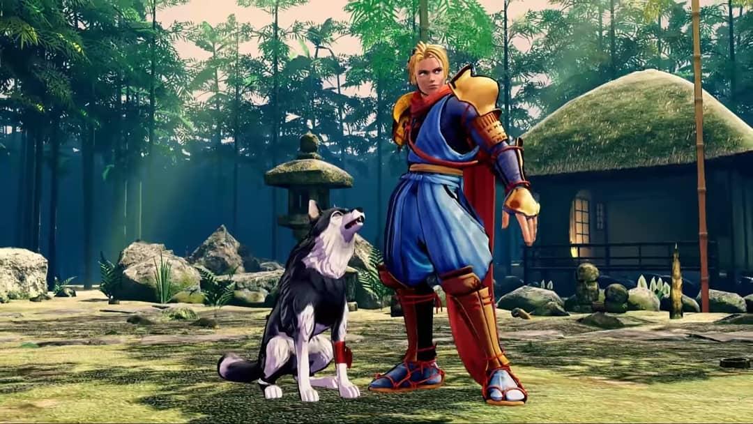 Foto de E3: Galford e Poppy são apresentados em Samurai Shodown!