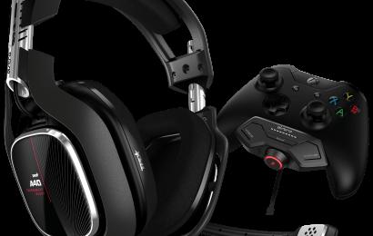 Análise: Astro A40 + Mixamp M80 é a escolha certa para o Xbox One