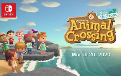 E3 Nintendo: Novo jogo da série Animal Crossing tem lançamento para o Switch revelado