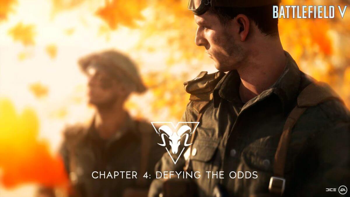 Foto de Novos mapas estão chegando para Battlefield V
