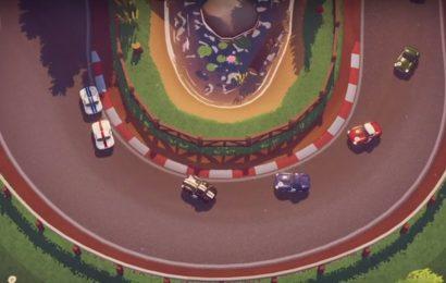E3: Circuit Superstars é novo jogo de corrida da Square