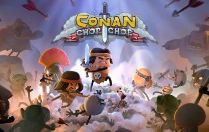 E3: Conan Chop Chop é novo rogue-like 2D inspirado no universo do famoso bárbaro