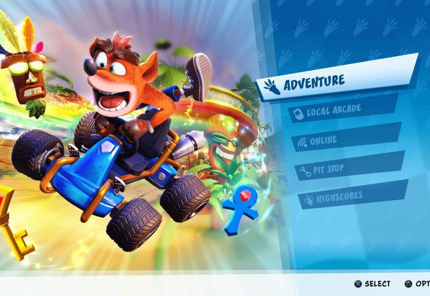 Análise: Crash Team Racing Nitro-Fueled, quem precisa de Mario Kart?