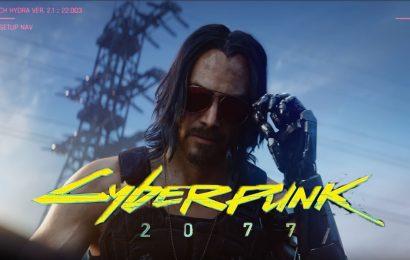 E3 Xbox: Cyberpunk 2077 ganha data de lançamento e terá Keanu Reeves no elenco!