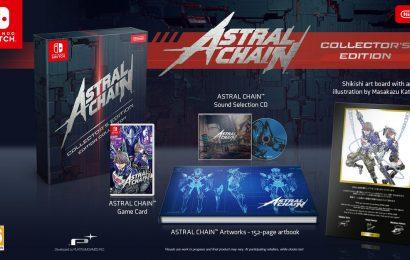 E3: Astral Chain tá incrível nesse gameplay!