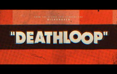 E3: Deathloop é um thriller psicodélico espaço-temporal