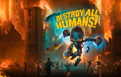 [Hands-off] Destroy All Humans! Remake conseguiu remasterizar a diversão do clássico
