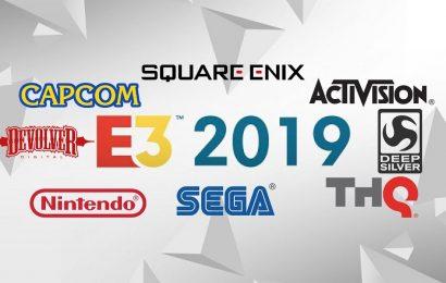 Especial E3 2019 – EP08 Dia 2 – Nintendo, SEGA, Konami, Capcom, Square, Activision e mais