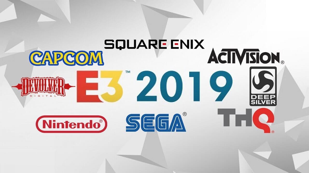 Foto de Especial E3 2019 – EP08 Dia 2 – Nintendo, SEGA, Konami, Capcom, Square, Activision e mais