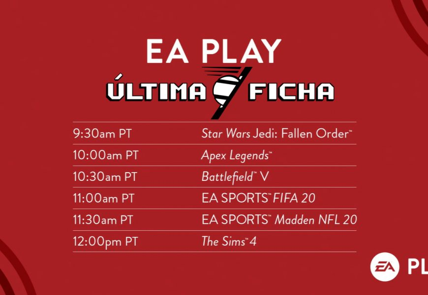 EA Play: Compiladão do ÚltimaFicha