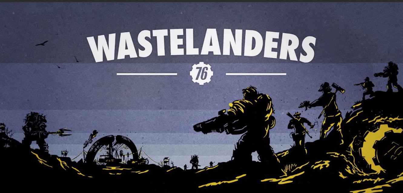 Foto de E3: Novo update para Fallout 76 e o modo Battle Royale anunciado