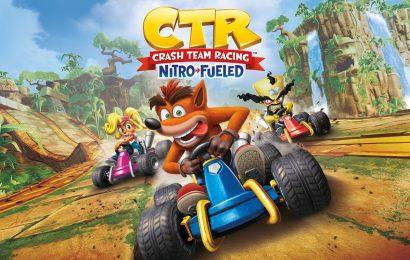 Veja esse incrível pacote de Crash Team Racing!