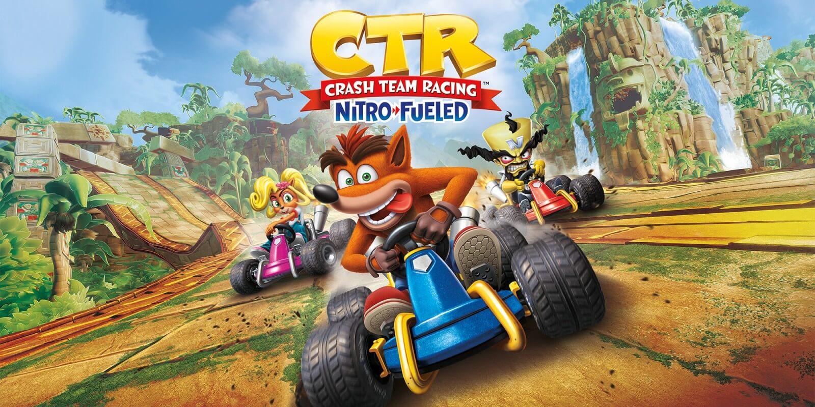 Foto de Crash Team Racing Nitro Fueled apresenta o novo Grand Prix: Neon Circus