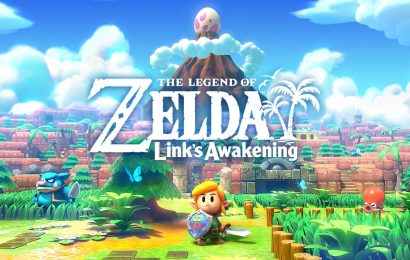 [Hands-on] The Legend of Zelda: Link's Awakening a perfeita experiencia nostálgica!