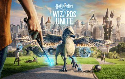 WB Games e Niantic lançaram Harry Potter: Wizards Unite