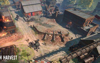 [Hands-on] Iron Harvest é um excelente RTS que vai chamar sua atenção