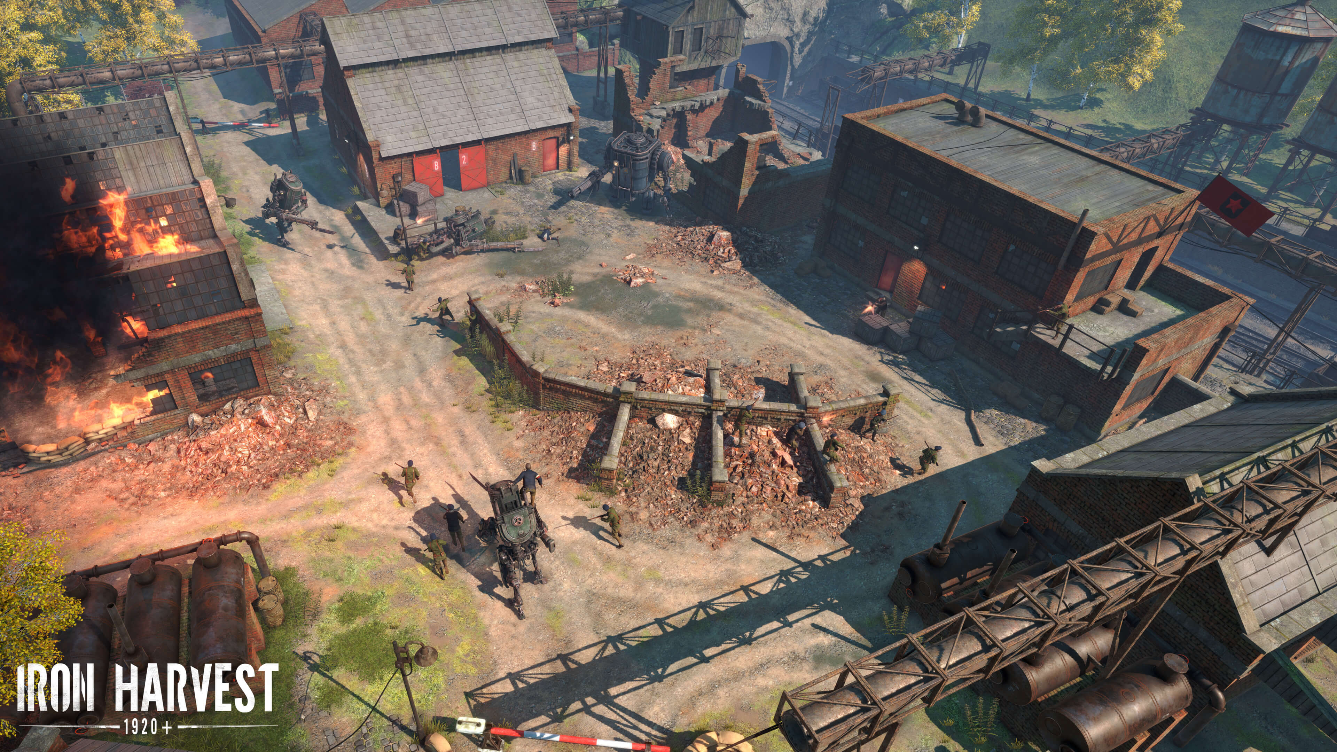 Foto de [Hands-on] Iron Harvest é um excelente RTS que vai chamar sua atenção