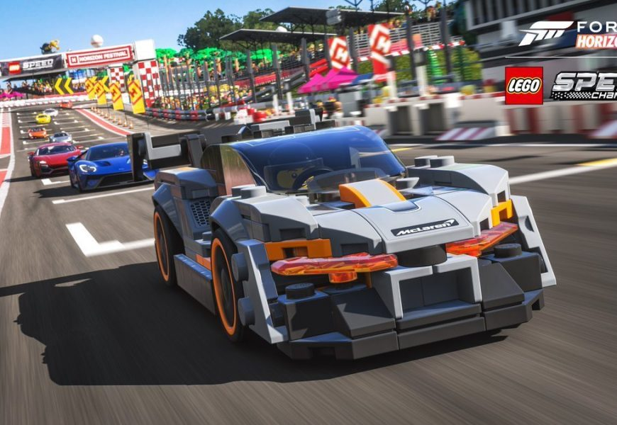 E3 Xbox: Lego está chegando a Forza Horizon 4