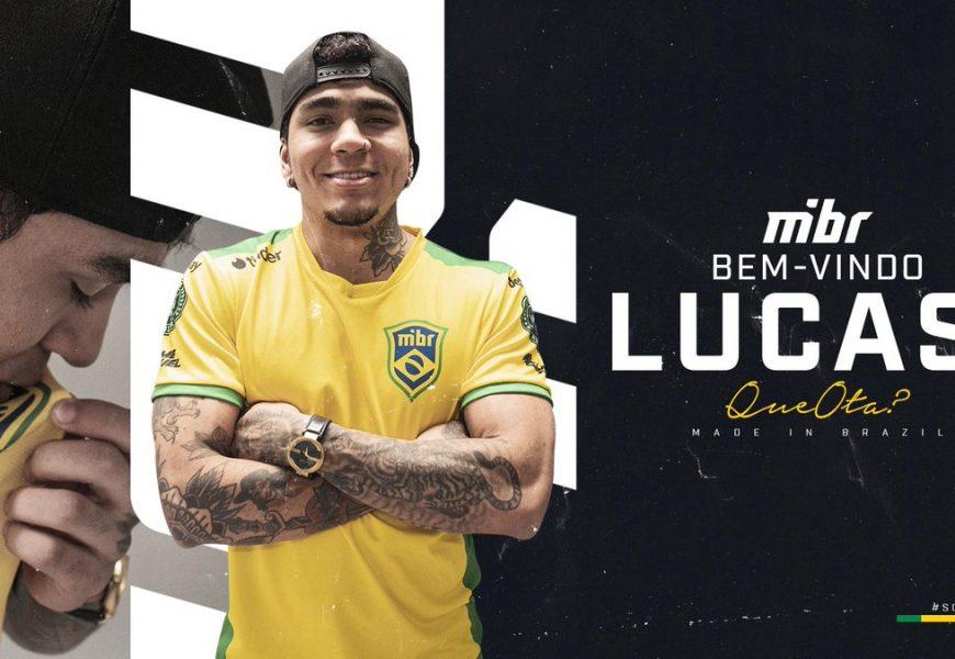 CS GO: QUE OTA? MiBR anuncia entrada de Lucas1 em sua line up