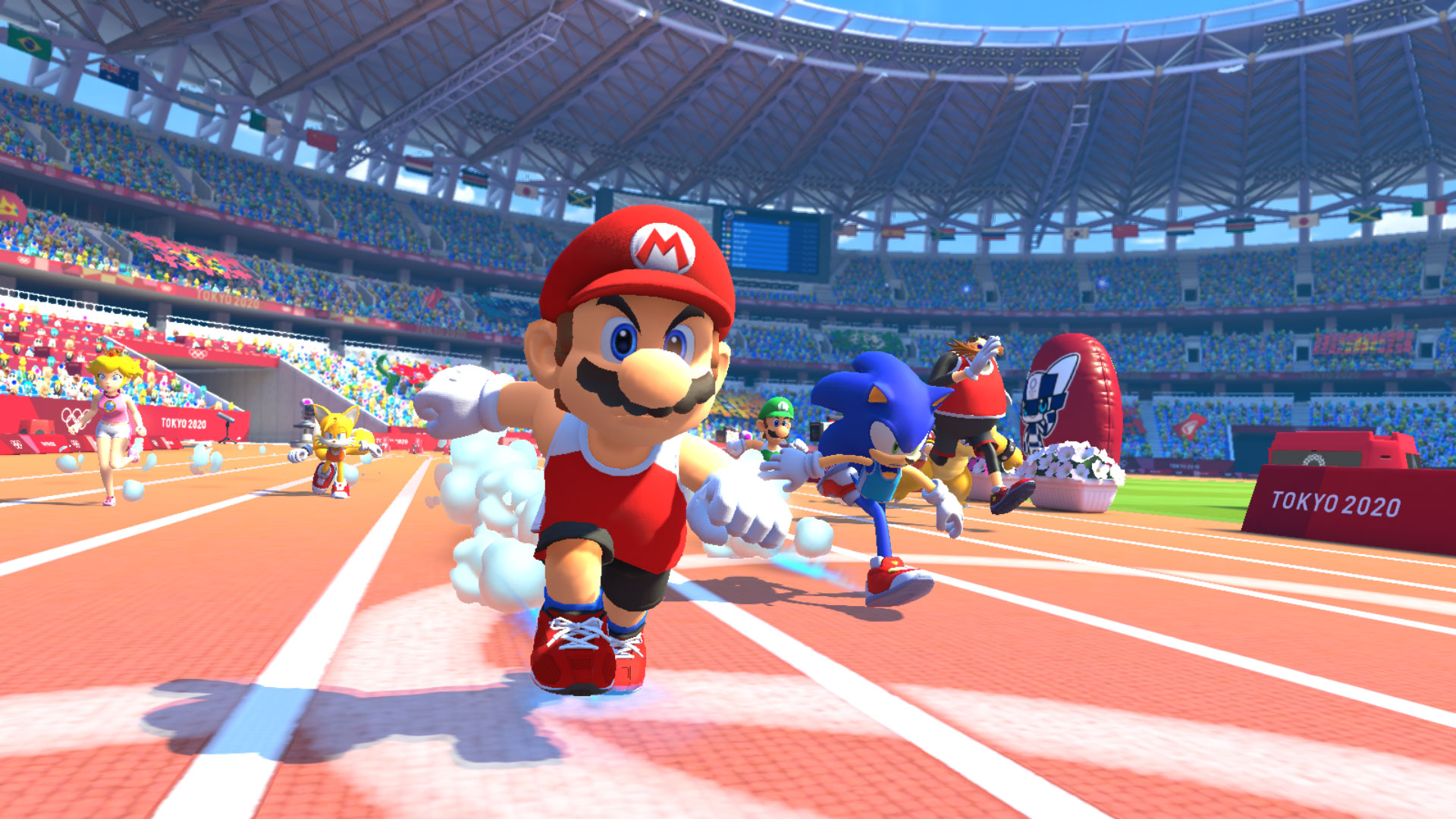 Foto de [Hands-on] Mario & Sonic at the Olympic Games Tokyo 2020 apresenta divertidos mini games