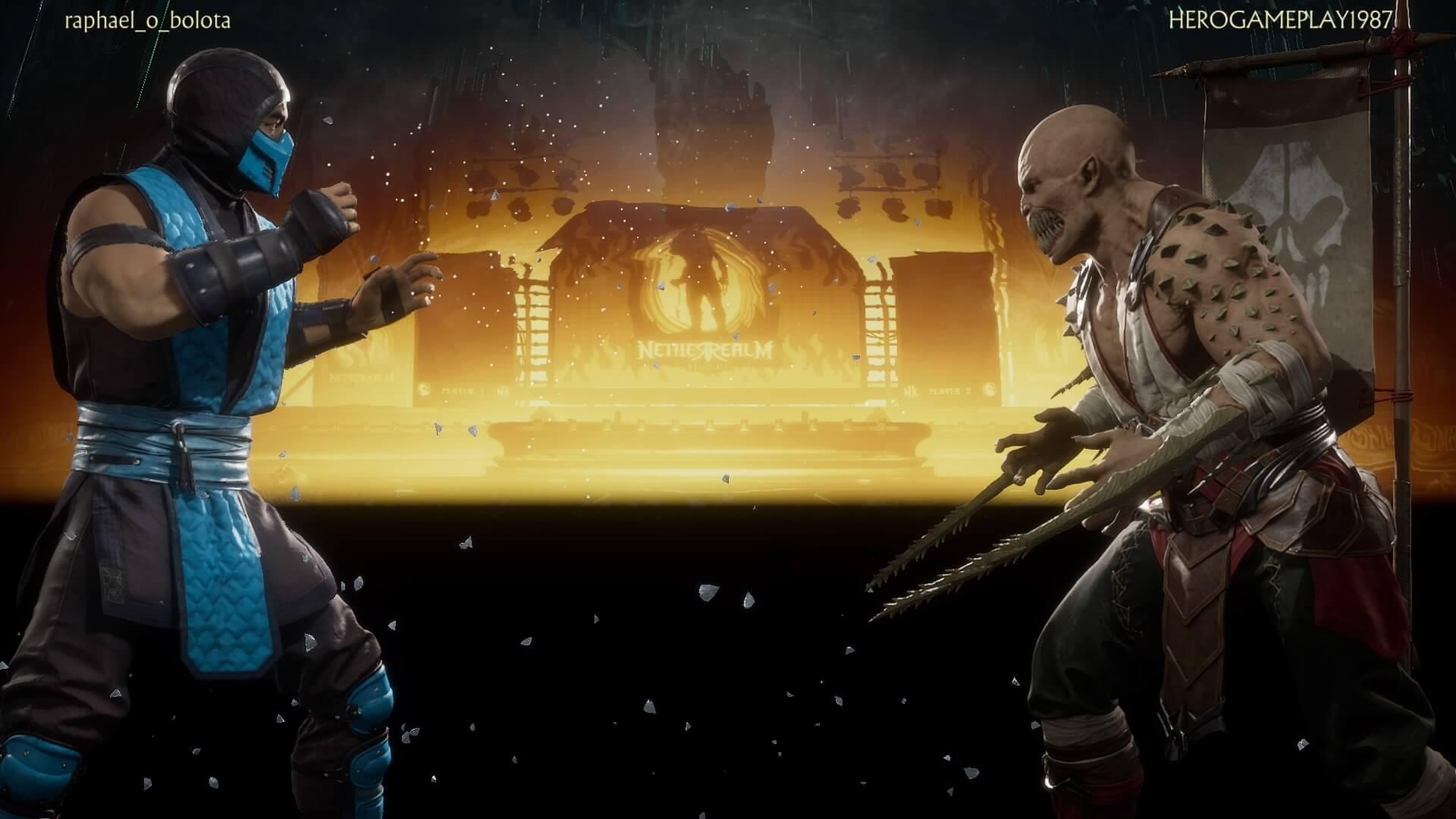 Mortal Kombat 11_liga de kombate