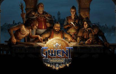 Novigrad é a segunda expansão de GWENT: The Witcher Card Game