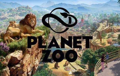 E3: Planet Zoo ganha novo trailer e data de lançamento