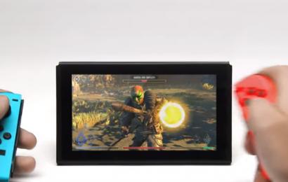 E3: Elder Scrolls Blades será lançado para Nintendo Switch