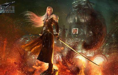 E3: Final Fantasy VII ganha data de lançamento