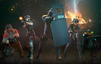 E3: Tom Clancy's Elite Squad – o Mobile RPG da Ubisoft