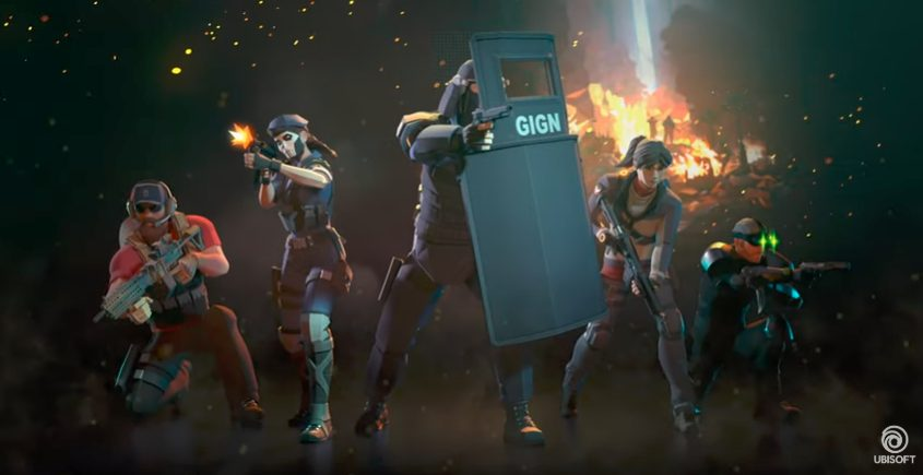 Foto de E3: Tom Clancy's Elite Squad – o Mobile RPG da Ubisoft