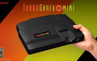 E3: Konami vai reviver o TurboGrafix16