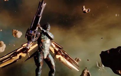E3: Warframe Empyrean traz mais conteúdo para esse gigante