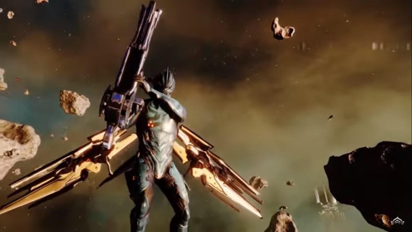 Foto de E3: Warframe Empyrean traz mais conteúdo para esse gigante