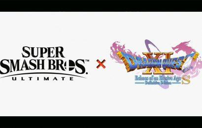 E3 Nintendo: Herói de Dragon Quest também chegará ao Smash Bros em nova DLC