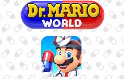 Dr. Mario World tem data de lançamento para os Smartphones