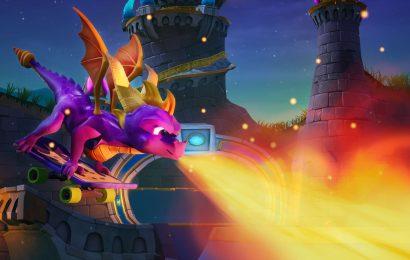 E3 Nintendo: Spyro Reignited Trilogy está chegando para o Switch!
