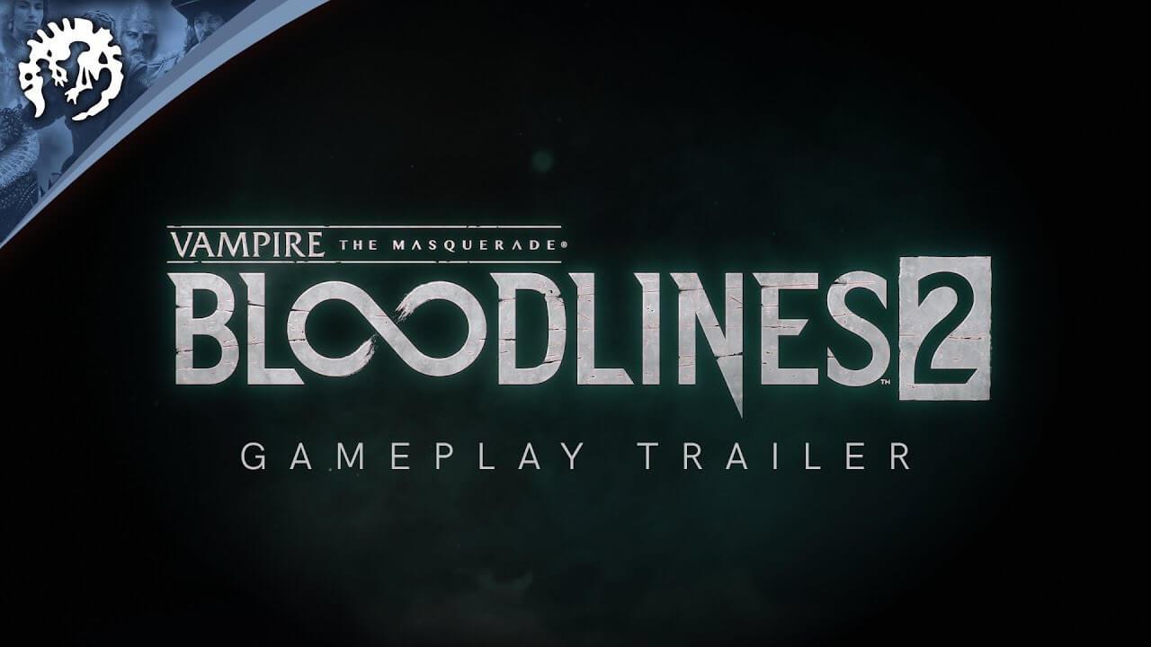 Foto de E3: Vampire the Masquerade – Bloodlines 2, ganha trailer e gameplay!