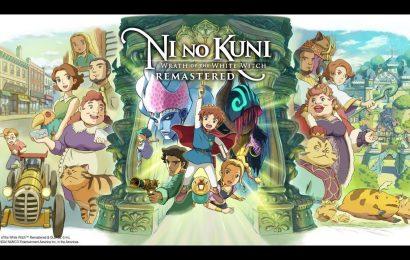 E3: Ni no Kuni: Wrath of the White Witch será remasterizado!