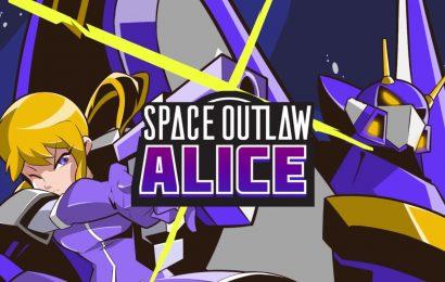 Preview: Space Outlaw Alice, divirta-se nesse nostálgico Shoot 'em up